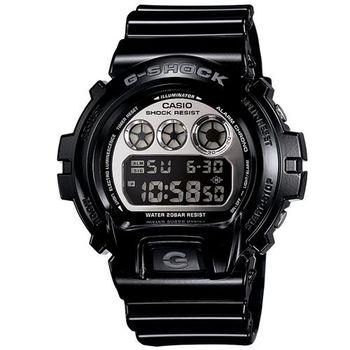 G-SHOCK 派對重金屬版休閒運動錶 DW-6900NB-1