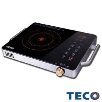 東元TECO-微電腦飛梭觸控電陶爐(YJ1309CB)