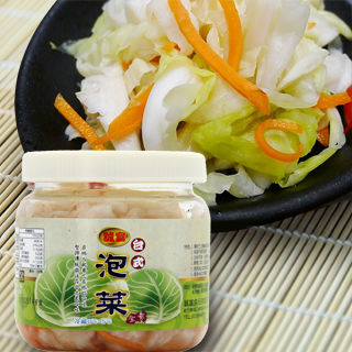【mi將的店】發酵家族台式泡菜8入組(450G+-20G/瓶)
