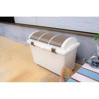 eco container style 三分類 環保多 收納垃圾桶 ^#45 100L