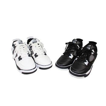 《DOOK》黑白超百搭運動鞋(預購)
