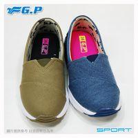 ~G.P 女款氣墊輕量休閒懶人鞋~P5720W #45 藍色 #47 橄欖綠色 #40 S