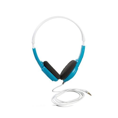 【Go Travel】兒童用耳機-水藍 indulgence 寵愛自己