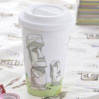 ~Bella House~我不是紙杯  #40 智利 復活島 #45 莫埃Moai巨人石雕