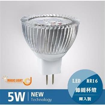【光的魔法師 Magic Light】LED MR16經濟型杯燈 全電壓