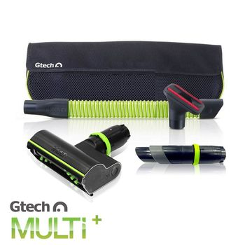 【英國 Gtech】小綠 Multi Plus 原廠電動滾刷除蟎吸頭套件組