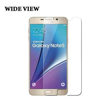 WIDE VIEW 9H鋼化玻璃保護貼 三星 Note5(SG-NT5H)