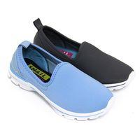 ~GREEN PHOENIX~SNAIL蝸牛 ^#95 彈性萊卡套入式休閒記憶型輕量健走鞋