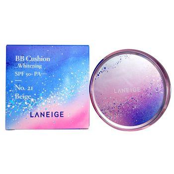 LANEIGE 蘭芝 水聚光淨白氣墊粉霜(銀河夢境限定版) SPF50+ PA+++ 15g