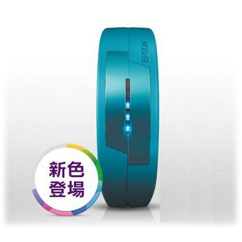 EPSON Pulsense 心率有氧教練 PS-100(心率運動手環) (土耳其藍) (S/M)公司貨