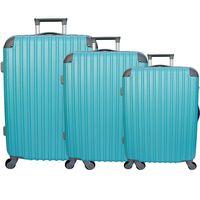 ~YC Eason~輕巧款三件組ABS硬殼行李箱 ^#40 20 ^#43 24 ^#43