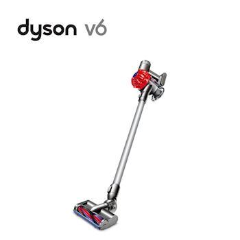 《福利品》【dyson】SV03無線手持式吸塵器(豔麗紅)