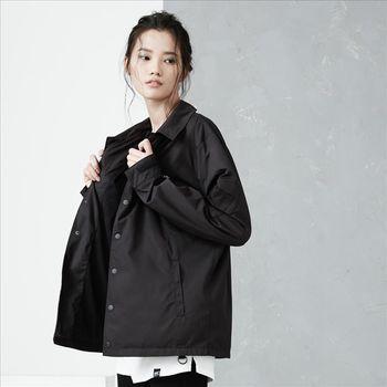 【DYCTEAM】中性時尚風格 - waterproof Coach Jacket 防水教練外套
