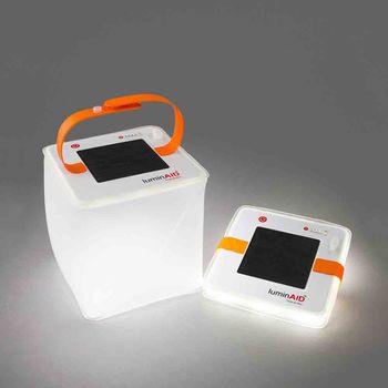 LuminAID PackLite Max 太陽能水陸兩用光援燈籠