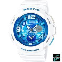 卡西歐 CASIO BABY ^#45 G 海灘旅行系列休閒腕錶 BGA ^#45 190