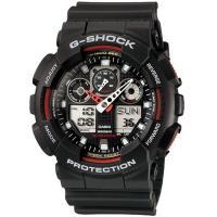 CASIO G ^#45 SHOCK 粗獷 風 錶 GA ^#45 100 ^#45 1A