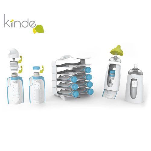 美國Kiinde - 新手媽媽哺乳組合包