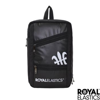 Royal Elastics - Challenge挑戰系列 - 單肩/後背包 - 黑色