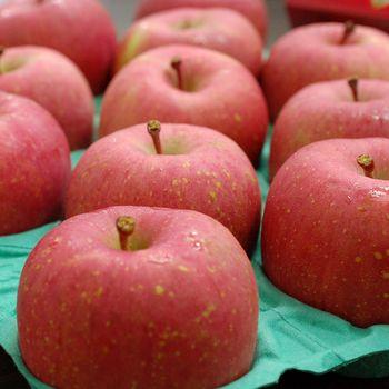【築地一番鮮坊】日本青森蜜富士蘋果1盒(6-7顆/1.6kg/禮盒)