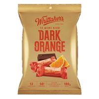 ~紐西蘭Whittaker~香橙黑巧克力3包 ^#40 160g ^#47 包 ^#41