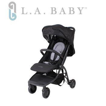 【美國 L.A. Baby】 旅行摺疊嬰兒手推車