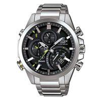 ~CASIO~EDIFICE 首款金屬藍牙智慧型指針腕錶 EQB ^#45 500D ^#
