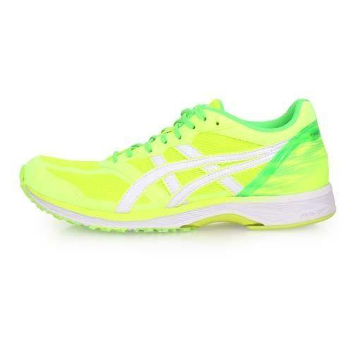 【ASICS】TARTHERZEAL 5 虎走女路跑鞋-慢跑 亞瑟士 螢光黃綠