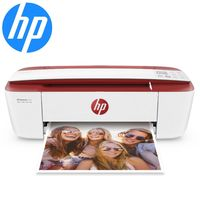 ~HP~DeskJet 3723 無線3合1迷你噴墨複合機 紅 ^#40 Wifi ^#4