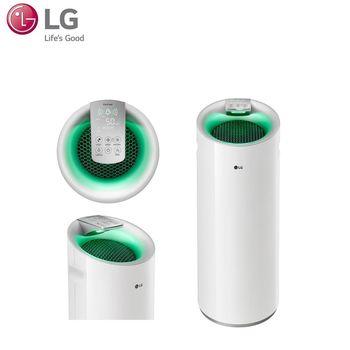 【LG樂金】韓國原裝進口空氣清淨機(圓柱款)PS-W309WI_(超淨化大白)