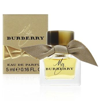 BURBERRY My.BURBERRY女性淡香精5ml沾式