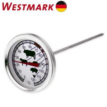 《德國WESTMARK》不鏽鋼肉類溫度計 120#176;C 1269 2270