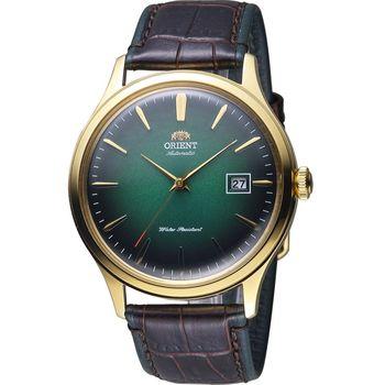ORIENT 東方錶 DATEⅡ 大錶徑復刻機械錶 FAC08002F