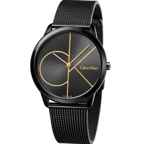Calvin Klein minimal  大 ck 簡約時尚腕錶  K3M214X1  (40mm)