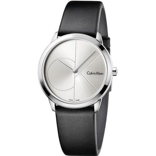 Calvin Klein minimal  大 ck 簡約時尚腕錶 K3M211CY  (35mm)