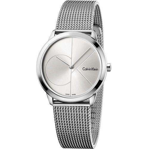 Calvin Klein minimal  大 ck 簡約時尚腕錶 K3M2212Z (35mm)