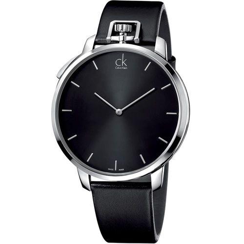 Calvin Klein CK 經典時尚懷錶兩用錶 K3Z211C1