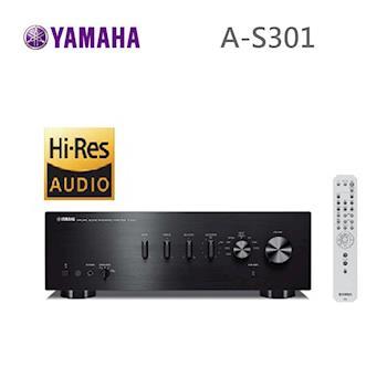YAMAHA A-S301 HiFi 兩聲道綜合擴大機