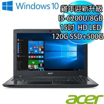 ACER 宏碁 K50-10-57E8 15.6吋 i5-6200U 獨顯NV920 2GB Win10戰鬥筆電直升8G再升120G SSD