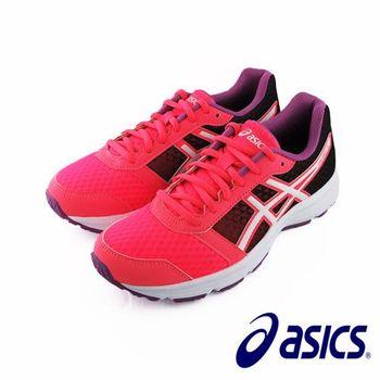 【Asics 亞瑟士】PATRIOT 8 女慢跑鞋 運動鞋(T669N-2001)