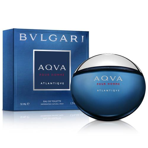 Bvlgari寶格麗 勁藍水能量男性淡香水(50ml)