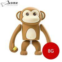 Bone #47 Banana Monkey Driver 勾勾猴隨身碟DIY #40 8