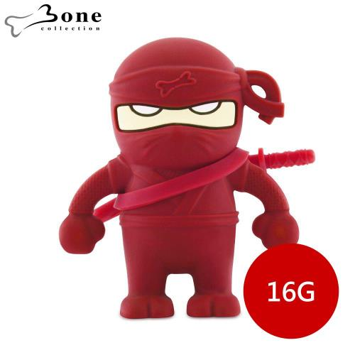 Bone / Ninja Driver 忍者隨身碟-紅(16G)