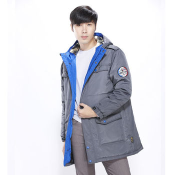 LIGHTDARK極度保暖AI-TEX外套