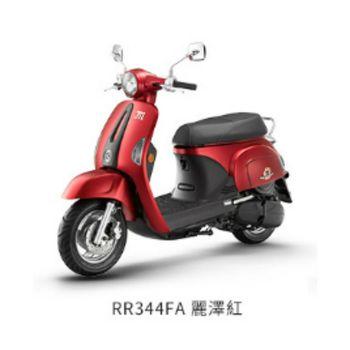 KYMCO 光陽 Many110 碟煞版 2017新車 -12期