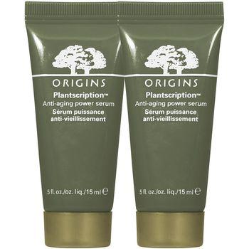 ORIGINS 品木宣言 新一代駐顏有樹全效抗老精華(15ml)*2