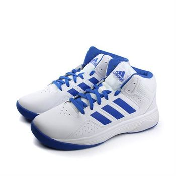 adidas 籃球鞋 男鞋 白色 no335