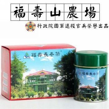 【梨池香】2016正宗福壽山農場出品-福壽長春茶75g*8罐(1斤組)