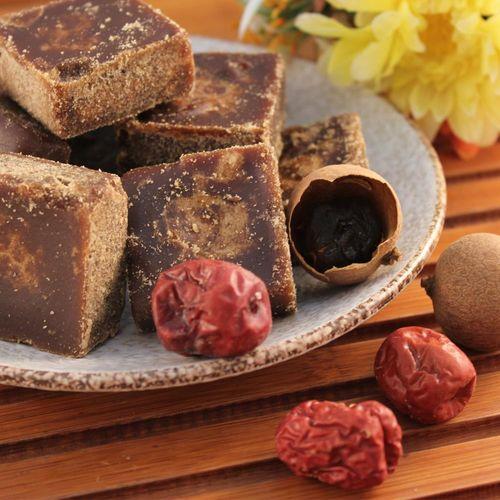桂圓紅棗薑母黑糖茶磚 600g/袋