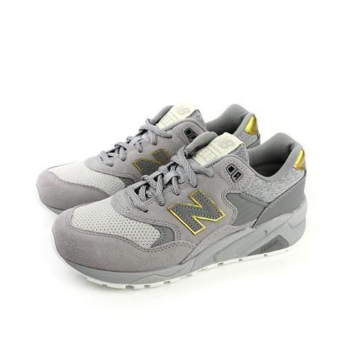 NEW BALANCE 580系列 復古鞋 灰色 女鞋 no155