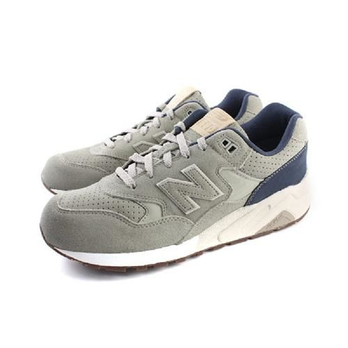 NEW BALANCE 580系列 復古鞋 灰色 男鞋 no148